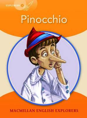 Explorers 4 Pinocchio (Board book)
