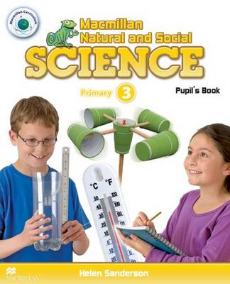 Macmillan Natural and Social Science Level 3 Pupil's Book (Paperback)