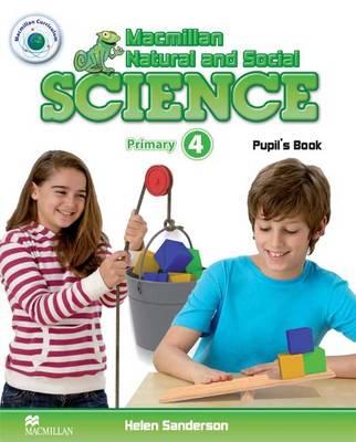 Macmillan Natural and Social Science Level 4 Pupil's Book (Paperback)