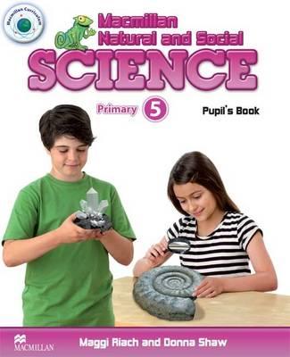 Macmillan Natural and Social Science Level 5 Pupil's Book (Paperback)