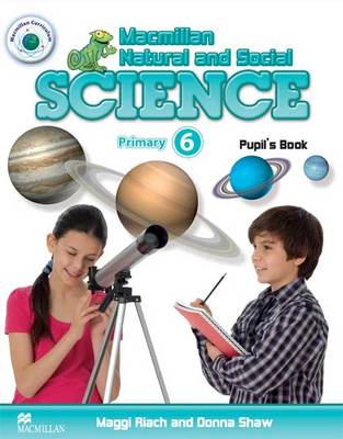 Macmillan Natural and Social Science Level 6 Pupil's Book (Paperback)
