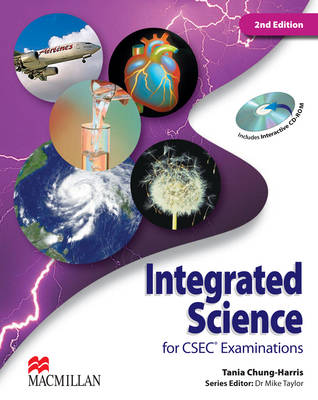 Integrated Science for CSEC (R) Examinations 2nd Edition Student's Book and CD-ROM