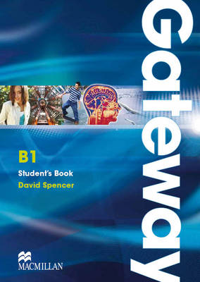 Gateway Level 1 Student's Book Pre-Intermediate B1 (Board book)