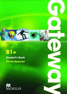 Gateway Level B1+ Students Book (Board book)