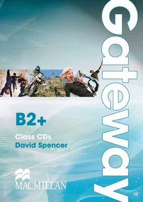 Gateway B2+ Class Audio CDs (2) (Board book)