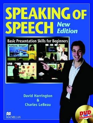 Speaking of Speech - Student Book - With DVD