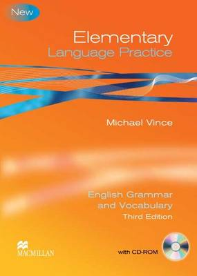 Language Practice Elementary Student's Book -key Pack 3rd Edition