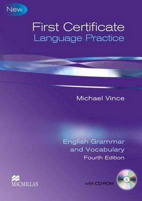 First Certificate Language Practice Student Book Pack without Key (Paperback)