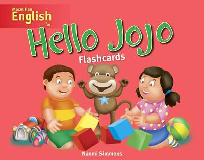 Hello Jojo Flashcards