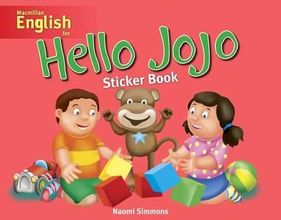 Hello JoJo: Sticker Pack (Paperback)