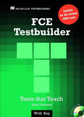 FCE Testbuilder Student Book + Key Pack (Board book)
