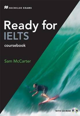 Ready for IELTS - Student Book with CD-ROM - Without Key