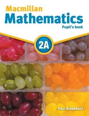 Macmillan Mathematics 2A: Pupil's Book Pack