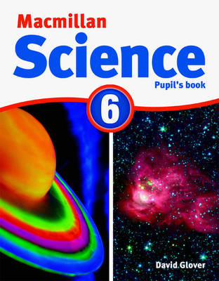 Macmillan Science 6: Pupil's Book & CD-ROM Pack