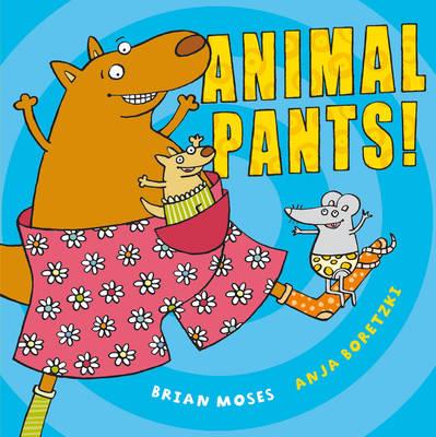 Animal Pants (Paperback)
