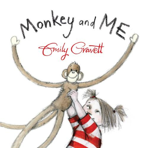 Monkey and Me (Board book)