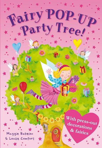 Treetop Fairies: Fairy Pop-up Party Tree (Hardback)