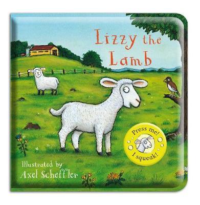 Lizzy the Lamb Bath Book - Noisy Bath Books (Bath book)