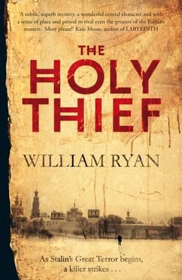 The Holy Thief (Hardback)