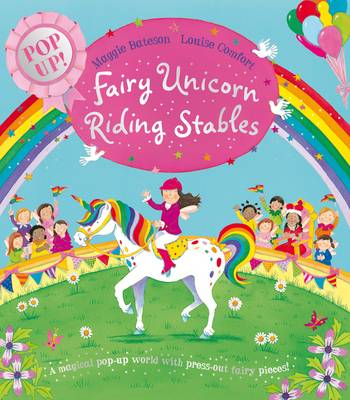 Fairy Unicorn Riding Stables (Big book)