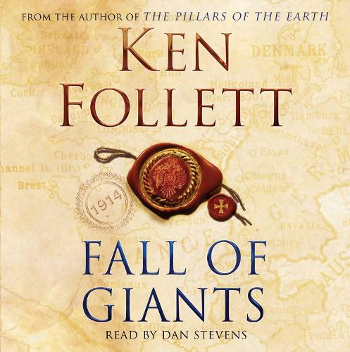 Fall of Giants - The Century Trilogy (CD-Audio)