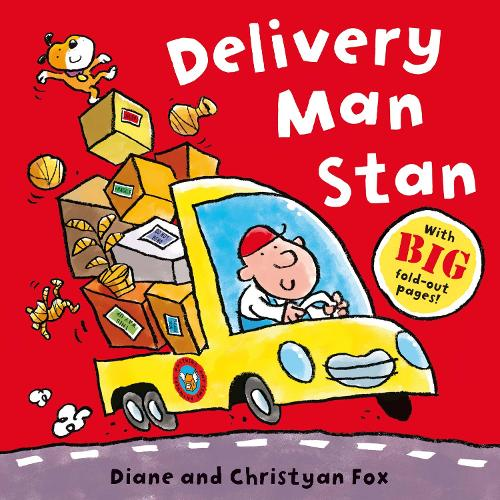 Delivery Man Stan (Paperback)