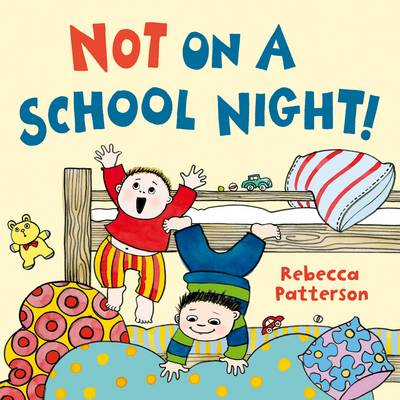 Not on a School Night! (Hardback)