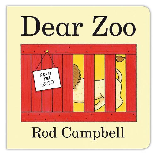 Dear Zoo Lift the Flap (Board book)