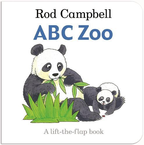 ABC Zoo (Board book)