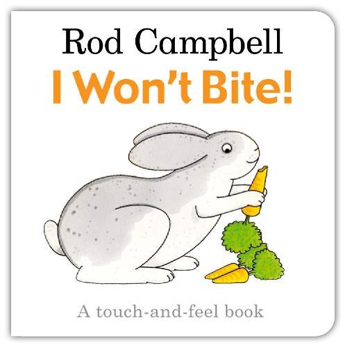 I Won't Bite! (Board book)