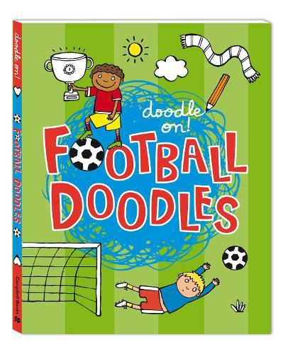 Doodle On!: Football Doodles (Paperback)