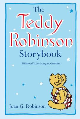 The Teddy Robinson Storybook (Hardback)