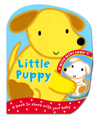 Mummy and Baby: Little Puppy (Board book)