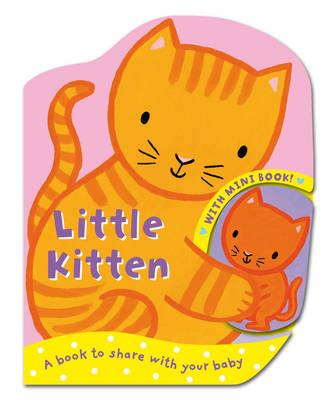 Mummy and Baby: Little Kitten (Board book)