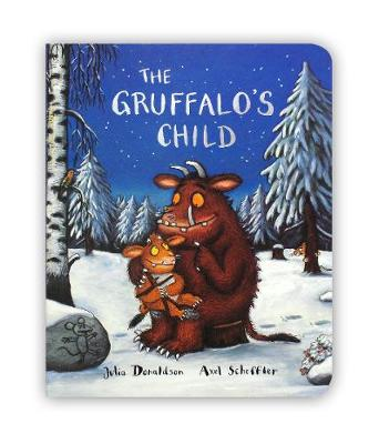 The Gruffalo's Child (Board book)