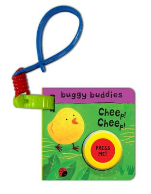 Soundchip Buggy Buddies: Cheep! Cheep! (Board book)