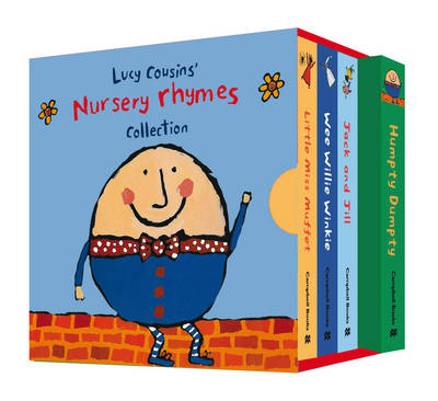 Lucy Cousins' Nursery Rhymes Collection (Board book)