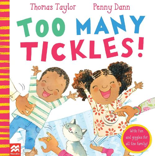 Too Many Tickles! (Hardback)