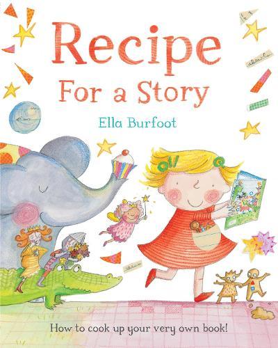 Recipe For a Story (Hardback)