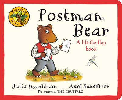 Tales From Acorn Wood: Postman Bear (Board book)