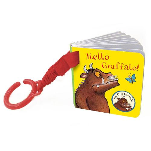 My First Gruffalo: Hello Gruffalo! Buggy Book - My First Gruffalo (Board book)