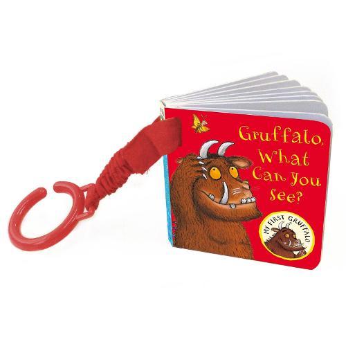My First Gruffalo: Gruffalo, What Can You See? Buggy Book - My First Gruffalo (Board book)