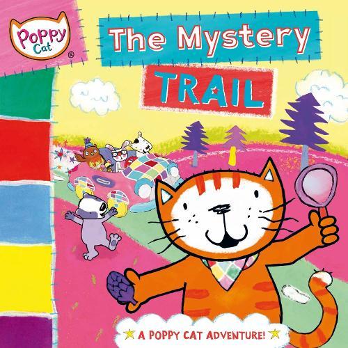 Poppy Cat TV: Mystery Trail - Poppy Cat TV (Paperback)