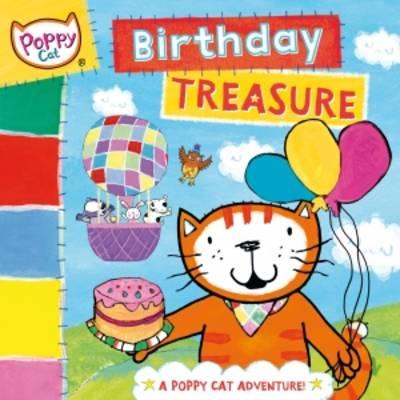 Poppy Cat TV: Birthday Treasure - Poppy Cat TV (Paperback)