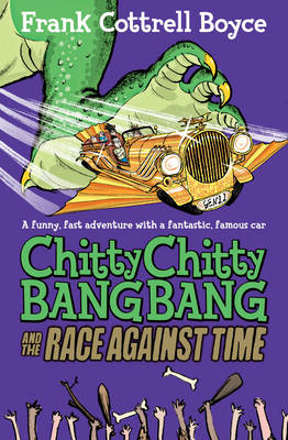 Chitty Chitty Bang Bang 2: The Race Against Time (Hardback)