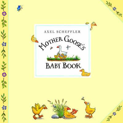Mother Goose's Baby Book (Hardback)