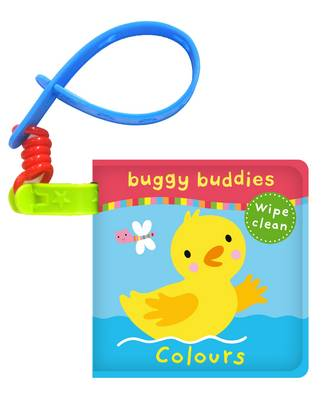 Wipe-Clean Buggy Buddies: Colours (Board book)