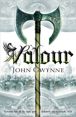 Valour: Book Two of The Faithful and the Fallen (Hardback)
