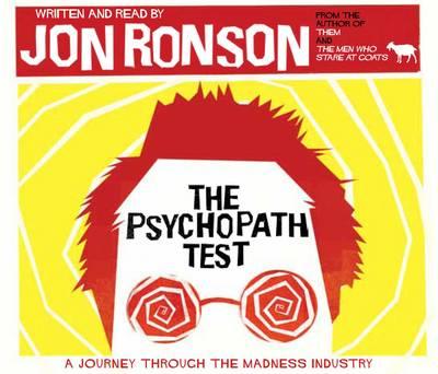 The Psychopath Test (CD-Audio)