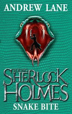 Young Sherlock Holmes 5: Snake Bite (Hardback)